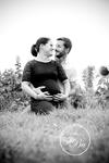 Babybauch Nabern Paar Shooting Fotografie