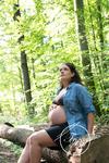 Babybauch, Bauchshooting, Fotoshooting, Outdoor, Baby